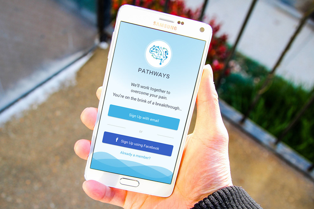 Introducing Pathways. The App Designed To Cure Chronic Pain