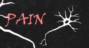 is pain in your mind