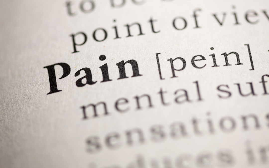 The Pain Triangle – What It Means For Pain Sufferers?
