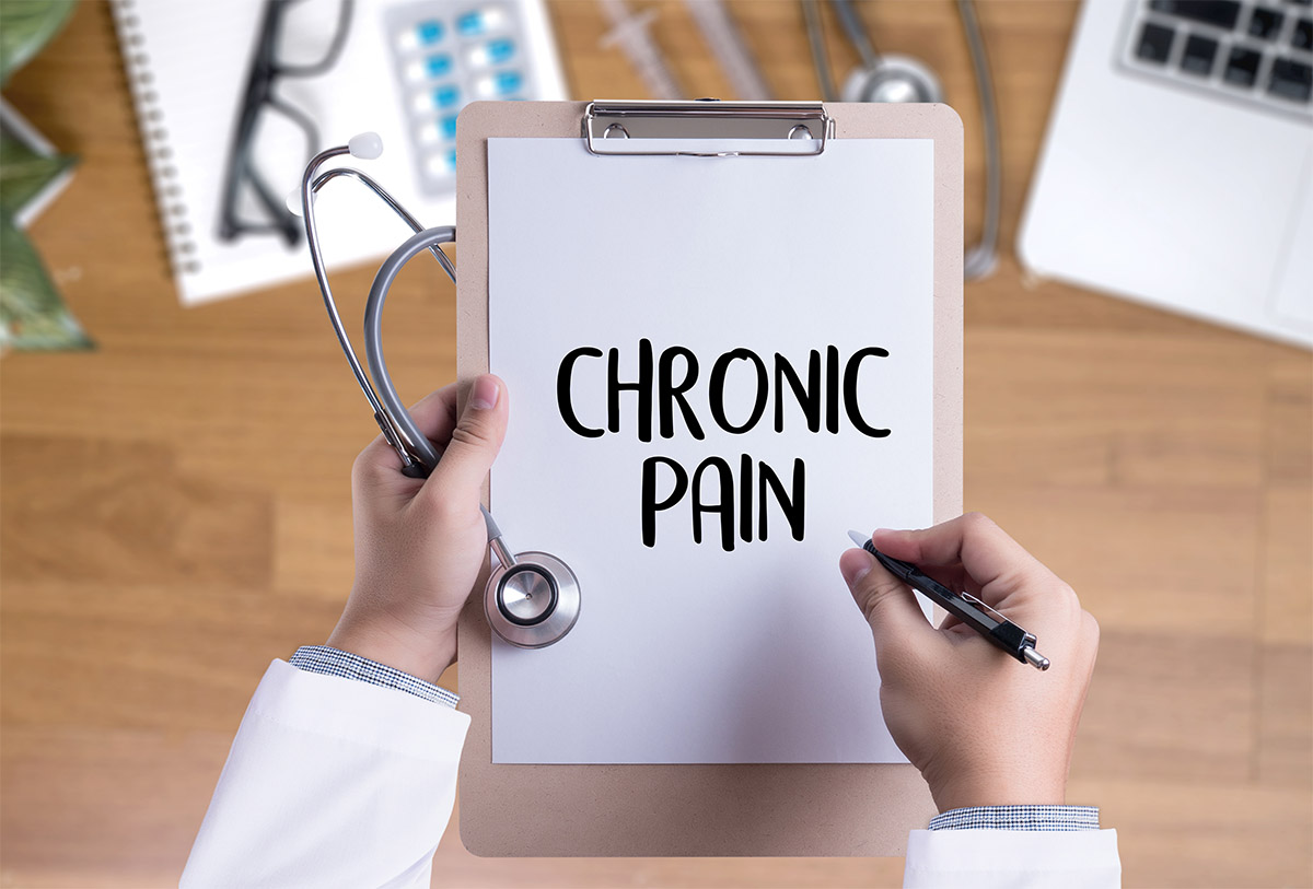 Chronic Pain: Causes, Types, Diagnosis, and Treatments